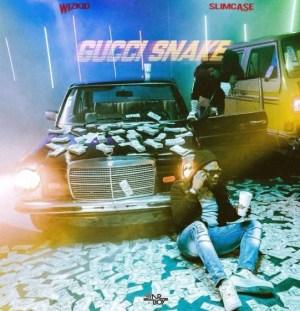 Wizkid - Gucci Snake  Ft. Slimcase (Full Song)